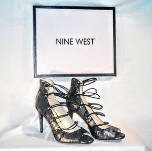 Gorgeous Metallic Heels